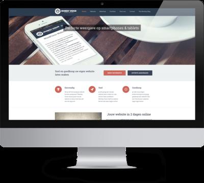 Professionele toppers webdesign Nijmegen